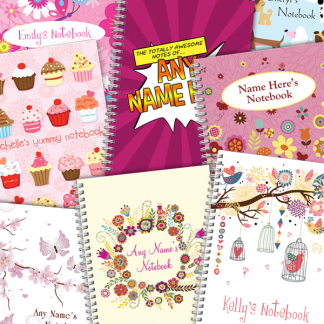 Notebooks For Her