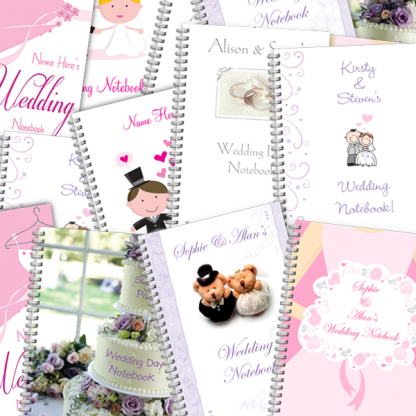 Wedding Notebooks