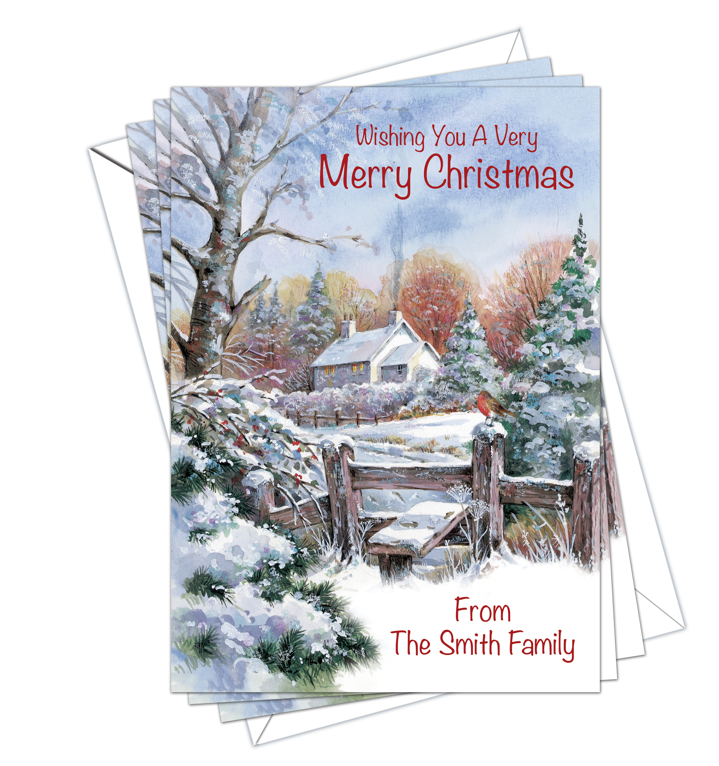 Christmas cards traditional pack of 10 dl designs ltd christmas cards traditional pack of 10 kristyandbryce Choice Image
